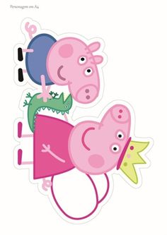 Tuty - Arte&Mimos Peppa E George, George Pig, Pig Birthday, 2nd Birthday Parties, Picnic Recipes, Picnic Ideas, Picnic Foods, Peepa Pig, Peppa Pig Wallpaper