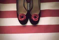 Shoe clips. Brilliant.