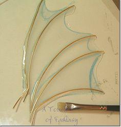 Tutorials - fairy wings