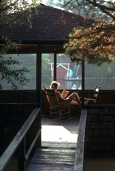 peaceful reading...