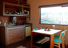 Cozinha e jantar (De Cabana Arquitetos)