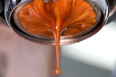 Bottomless portafilter, Slayer espresso machine. Photo by SlayerEspresso, via Flickr.