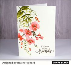VIDEO! Blossom Branch with Heather Telford