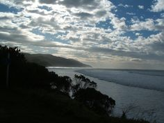 Gore Bay East Coast South Island New Zealand  (mid winter 2012)