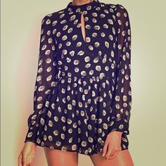 Black floral retro romper Black floral retro romper great condition!! Forever 21 Other