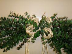 Eucalyptus Wreath Bathroom