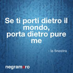 #LaFinestra