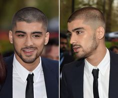 Zayn Malik's New Buzz Cut — Is His Shaved Hair Hot Or Not?