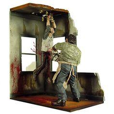 Texas chainsaw massacre the beginning action figure box - Non aprite quella porta serie ...