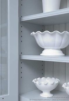 Traditional Blue Kitchen Cabinets #13 (Crown-Point.com, Kitchen-Design-Ideas.org)
