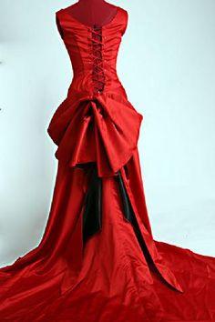 Moulin Rouge dress