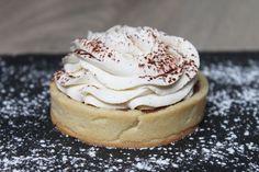 Tartelettes chocolat caramel et chantilly vanille tonka