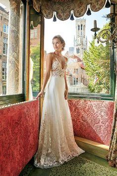 Coleção Solo Merav 2016 | Mariée: Inspiração para Noivas e Casamentos