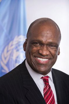 The 68th session of the UN General Assembly gets underway in New York City on Tuesday.  Who is President John Ashe? He hails from Antigua and Barbuda. Meet him -- in his own words -- and find out what he plans to focus on over the next 12 months in this guest post he wrote for our blog: http://j.mp/1ew6Maw