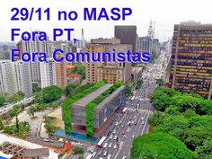 A Casa da Mãe Joana - continuação: Manifestações 29 de Novembro - Cidades e Horários