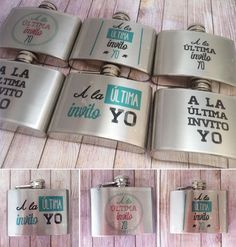 Add a personalized touch to your wedding favors with these idea. Help make your guests feel as special as their leaving your reception. Chic Wedding, Wedding Details, Our Wedding, Wedding Favours, Wedding Gifts, Ideas Para Fiestas, Marry Me, Little Gifts, Party Gifts