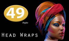 Gorgeous 49 Head Wraps for African American Women – New Natural Hairstyles New Natural Hairstyles, Black Women Hairstyles, Natural Hair Styles, Gorgeous Hairstyles, Hairstyles Haircuts, Wedding Hairstyles, African American Hairstyles, African American Women, Cornrow Ponytail