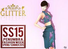 Diosaharu Adamski: GLITTER AND PENUMBRA   Outfit: *GLITTER*LINDA MES...