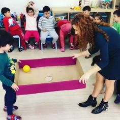Diy Crafts - Team building is an important quality that needs to be vaccinated in childhood. Team building activities or games are interesting and con Fun Games, Party Games, Games For Kids, Diy For Kids, Indoor Kids Games, Big Kids, Team Building Activities, Motor Activities, Infant Activities