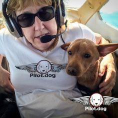 """Pam and Red look like they are impatiently waiting for their inflight meal to be served. Sorry guys nothing on this 2 hour flight to Latrobe PA except a new forever home for Red. http""""//pilot.dog  #aviation #pilotnpaws #instaaviation #instagramaviation #dog #dogrescue #pilotdog #pet #pilot #instagrampilot #instapilot #instadog #foreverhome #rescuedog #dogs"""