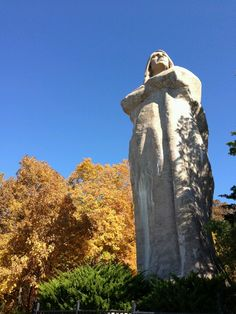 Blackhawk Statue Oregon, Illinois