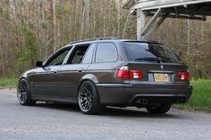 Nach eigener Vorstellung: BMW E39 M5 Touring mit V8-Power