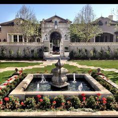 Lovely Candelaria Design ~ MRA Custom Home estate in Paradise Valley, AZ.