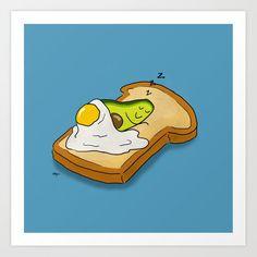 Avocado Dreams Framed Art Print by Kathybee - Vector Black - Avocado Cartoon, Avocado Art, Cute Avocado, Bff, Pop Art, Art And Illustration, Canvas Prints, Art Prints, Dream Art