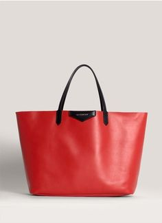 Givenchy Antigona Large Leather Shopper Tote
