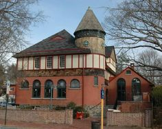 I actually remember being in this library when i lived in West Chester. West Chester University, Brandywine Valley, Great Places, Amazing Places, Chester County, Local Attractions, Places Of Interest, Historic Homes, Victorian Homes