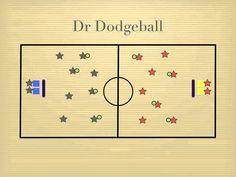 P.E. Games - Dr Dodgeball