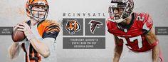 Preseason Game vs. Cincinnati 8 p.m.  #Riseup