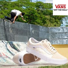 New  vans  RowanZorilla Old Skool White Now Available! White Now 42f33f9c2