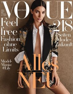 Vogue Germany August 2016 Lily Aldridge by Giampaolo Sgura-4