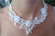 Wedding lace | biser.info - all about beads and beaded works