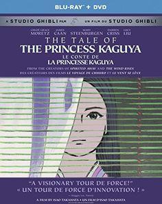The tale of the Princess Kaguya / Studio Ghibli [and others] ; directed by Isao Takahata ; screenplay by Isao Takahata and Riko Sakaguchi ; produced by Yoshiaki Nishimura. Studio Ghibli, Oliver Platt, Pom Poko, Isao Takahata, Grave Of The Fireflies, Wind Rises, John Cho, Lupin The Third, Spirited Away