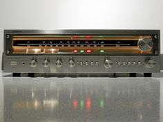 Onkyo TX 4500 MKII Stereo Receiver by oldsansui, via Flickr