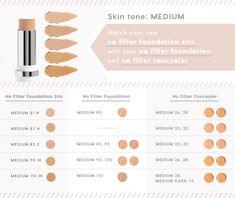 Skin Tone: Medium Fo