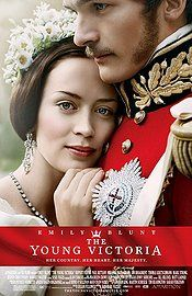 The Young Victoria with Emily Blunt. Well worth watching giving it 5 out 5 stars