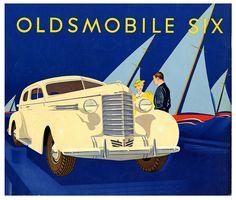 Ready For The Regatta | 1937. | Paul Malon | Flickr
