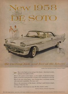 New 1958 De Soto | Flickr - Photo Sharing!