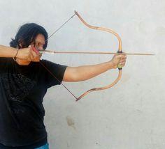 Rattan bow