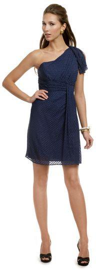 Shoshanna Liz Love Dot Dress