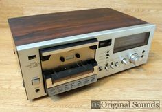 Sansui SC-3300 Vintage Stereo Cassette Deck, 1979 HiFi Separate Fully Working