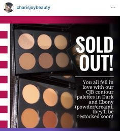 You all loved our Contour Kits so much, they're SOLD OUT!