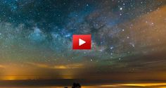 This beautiful video of 7 days of sky wasfilmed at El Teide, Spain's highest mountain, which is known as one of the best places to film stars... And that is evident on this video!