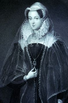Did Mary, Queen of Scots, have her husband, Lord Darnley killed?