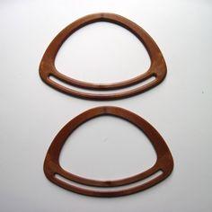 Hey, ho trovato questa fantastica inserzione di Etsy su https://www.etsy.com/it/listing/102852116/bag-handles-pair-brown-wooden-effect