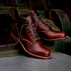 Wolverine 1000 Mile Vintage Boots and Shoes - Shop the Collection