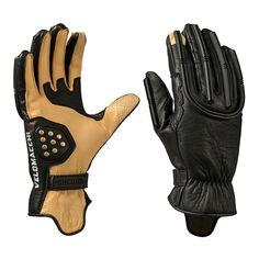 Velomacchi Speedway Gloves - Black / Tan | eBay